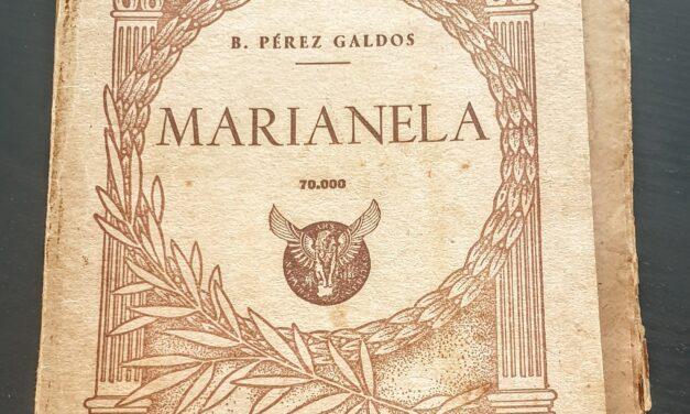 Reto Marianela: Conociendo el cielo con Galdós (III)